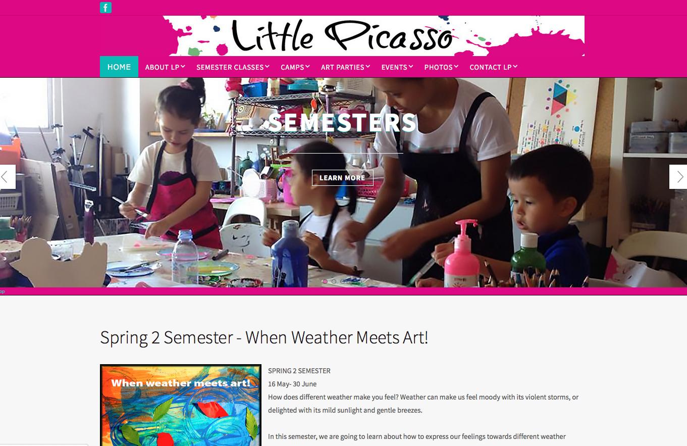 Little Picasso Studio