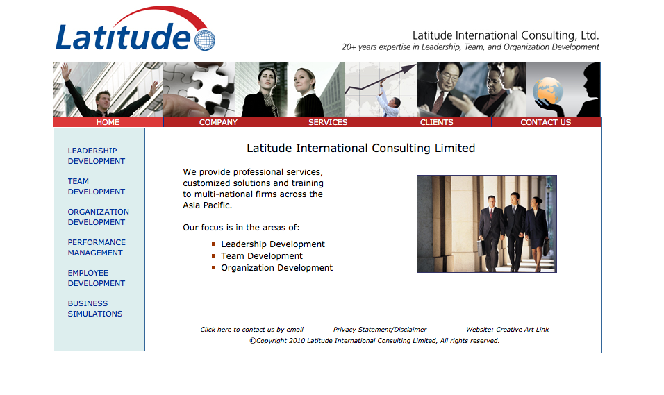 Latitude International