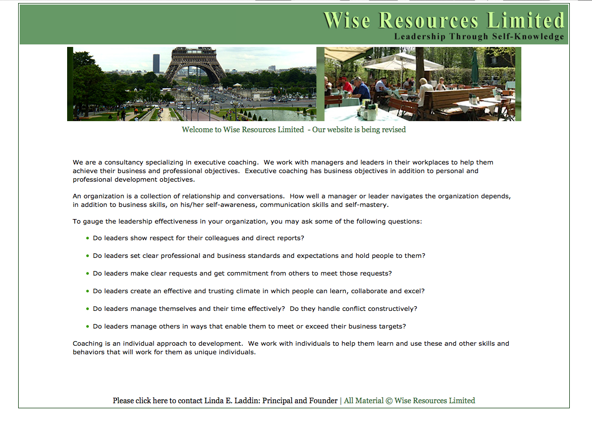 Wise Resources Limited