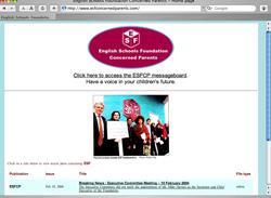 ESF Concerned Parents
