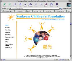 Sunbeam Children's Foundation v1